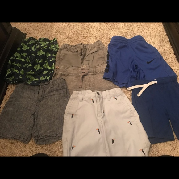 Janie and Jack Other - Boys shorts 3-6
